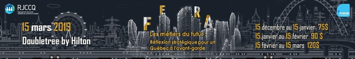 Forum économique de la relève d'affaires (FERA) - 4ième édition