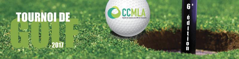 Tournoi de Golf 2017