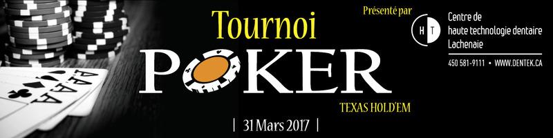 Tournoi de poker 2018