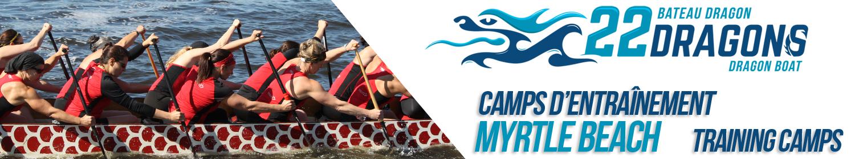 Camp d'entrainement - Myrtle Beach