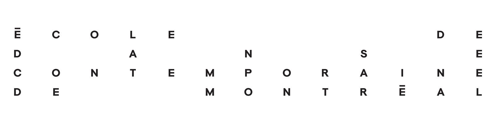 École de danse contemporaine de Montréal - Printemps 2020