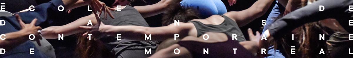 École de danse contemporaine de Montréal - Automne 2020