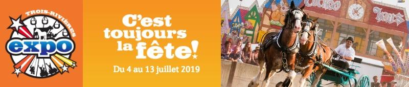 Expo Trois-Rivières 2019