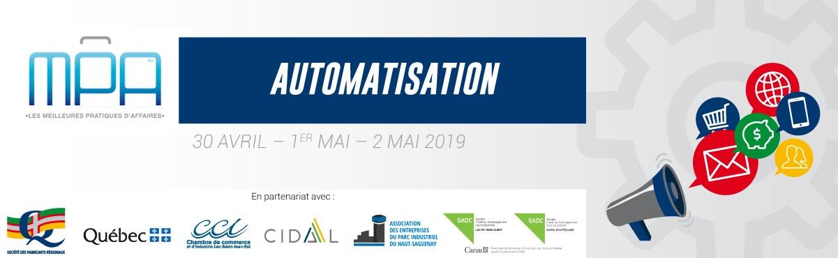 MPA - Automatisation