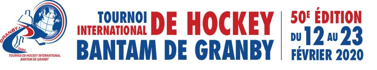 Tournoi Hockey International Bantam de Granby 2020 - 50e Édition