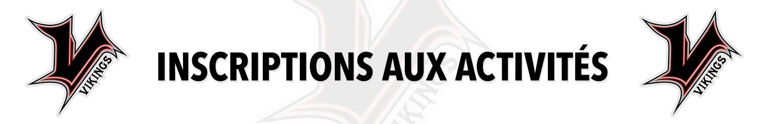 Vikings de Saint-Eustache -Pré-camp 2021-2022