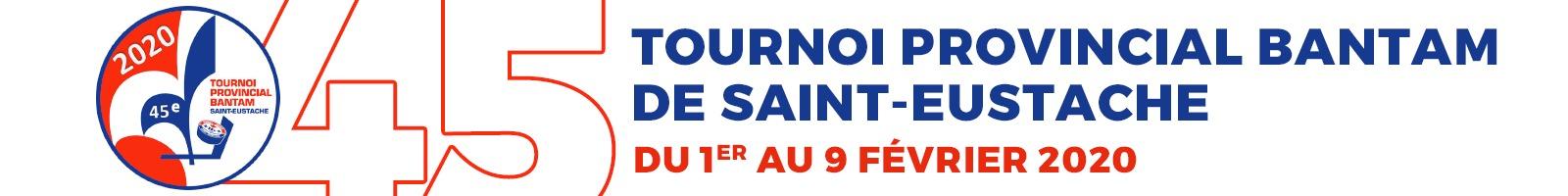 Tournoi Provincial Bantam St-Eustache 2020